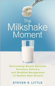 "Cover of ""The Milkshake Moment: Overcomin..."