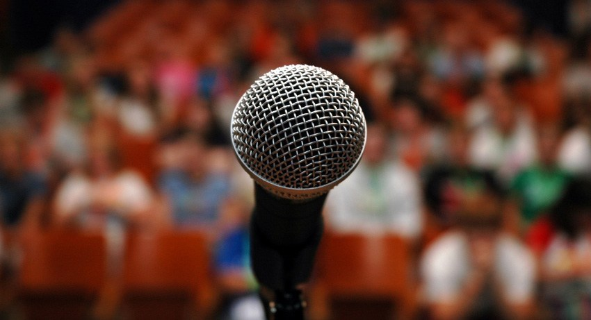 How to Prepare the Room for Your Speech or Presentation
